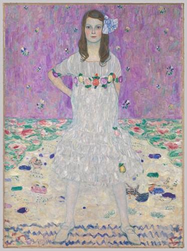 Mada Primavesi (1903-2000), 1912 Gustav Klimt
