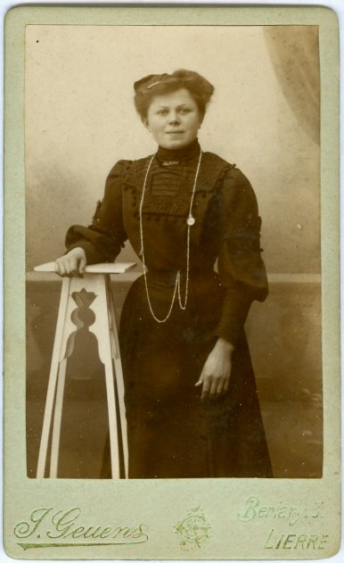 Woman with Chain, C.1911