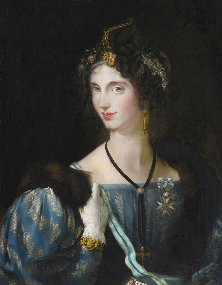 Maria Teresa of Savoy, Duchess of Parma (1803 - 1879)