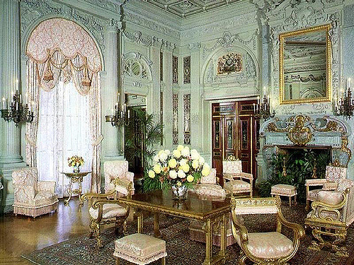 Morning Room at The Breakers