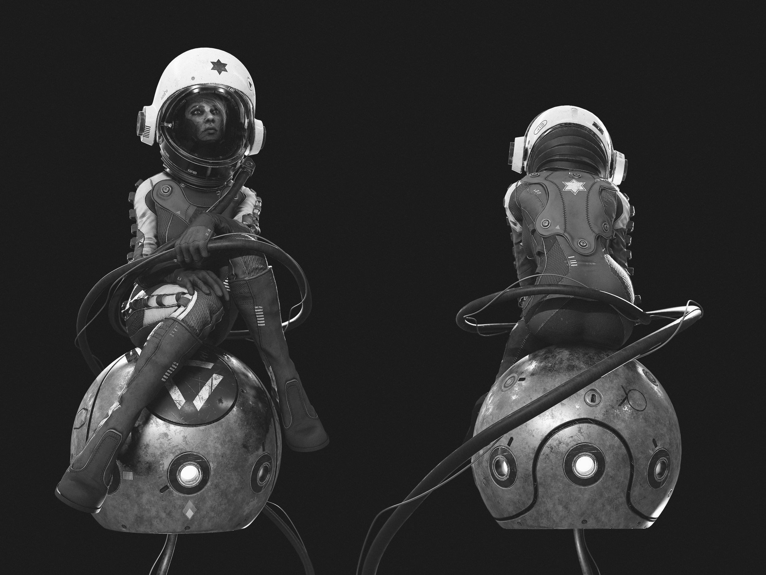 Ryan_Blake_Cosmonaut_Orb Sitting_01_BW.jpg
