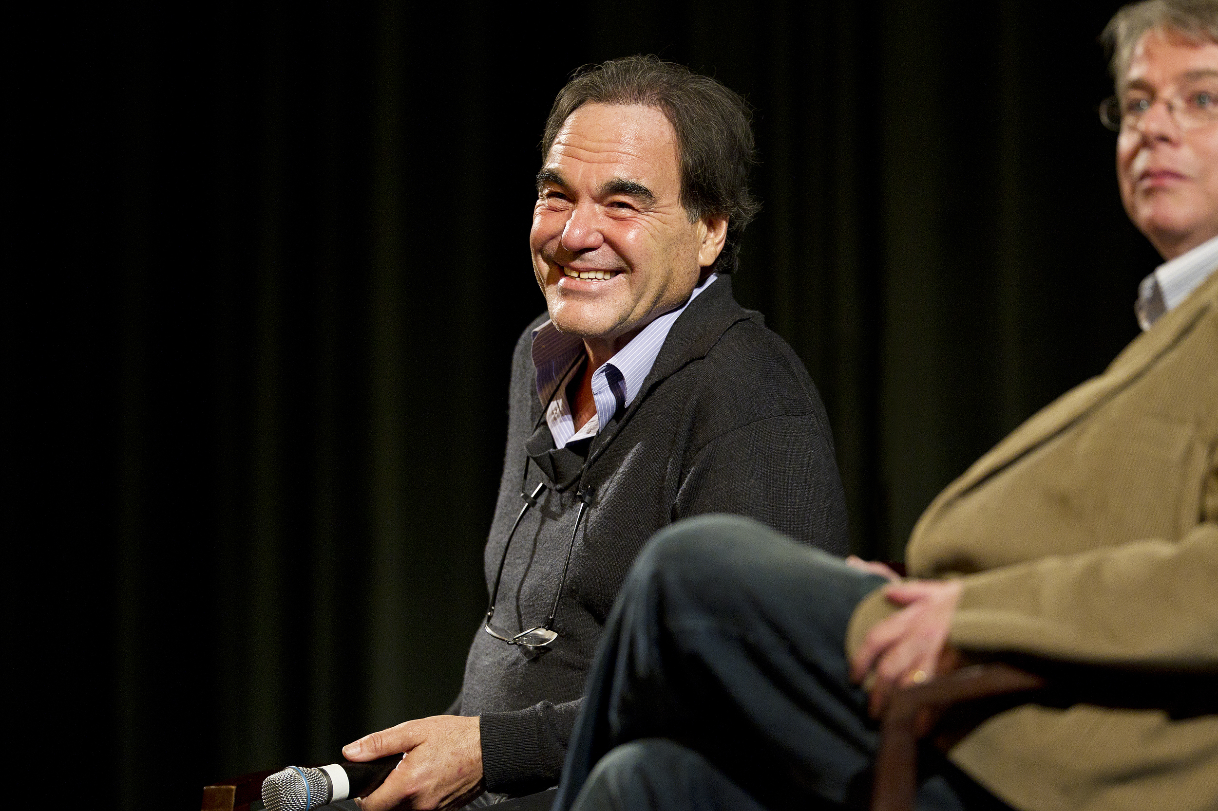 Oliver Stone_Q&A