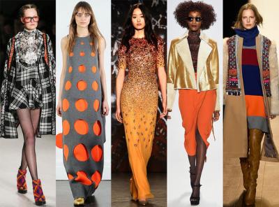 NY Fashion Week Circa 2015