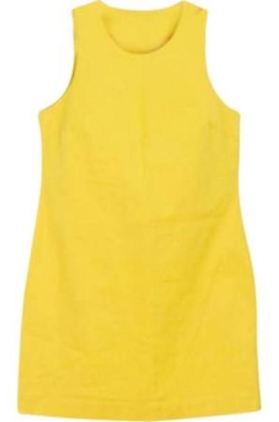 Saturday by Kate Spade Yellow Shift Dress