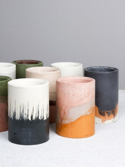 Cement Ceramics by Twocan Shop