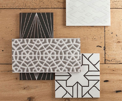 Handmade Fireclay Tile