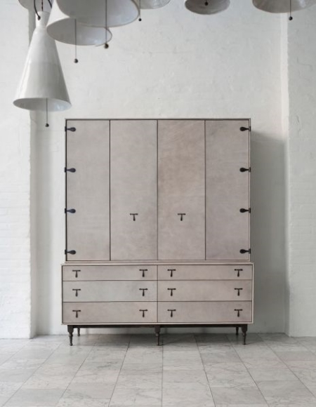 leather hutch