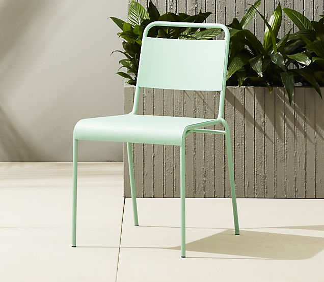 CB2 Lucinda Mint Stacking Chair.jpg