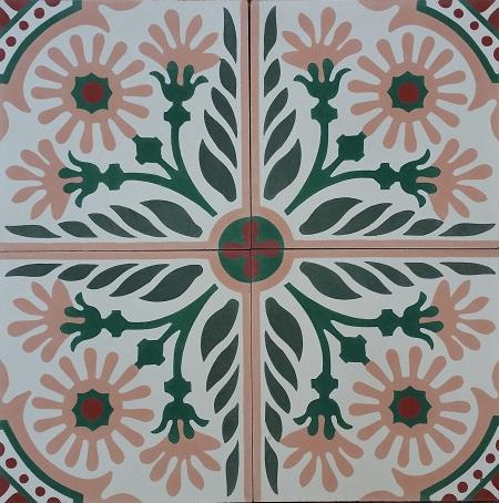 Final tile design
