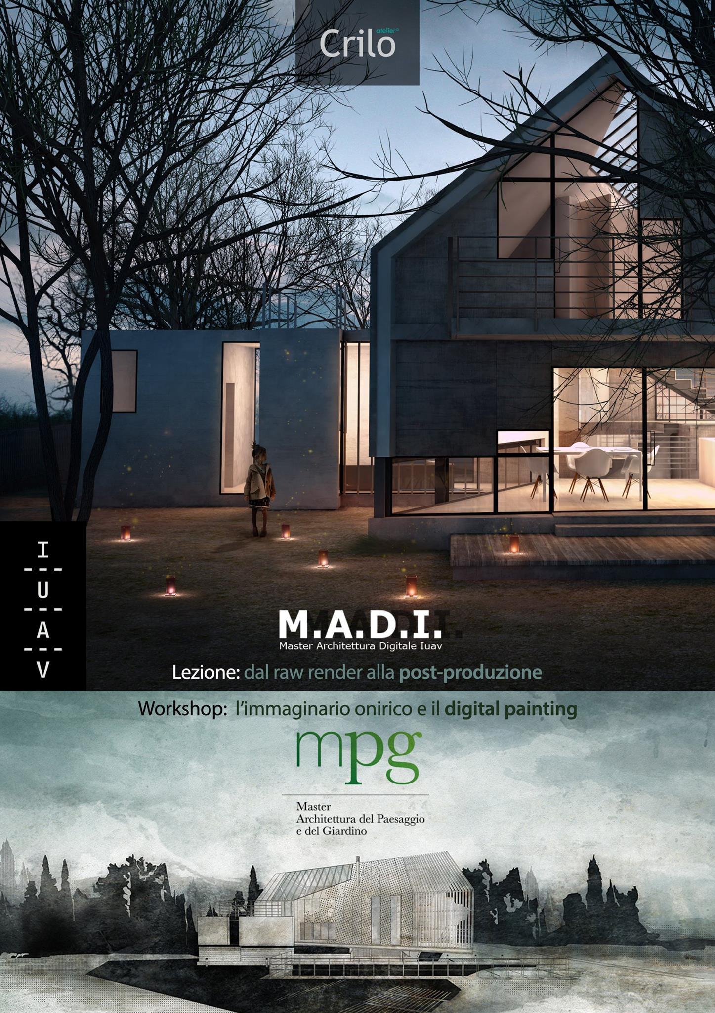 Workshop, Madi, Photoshop IUAV