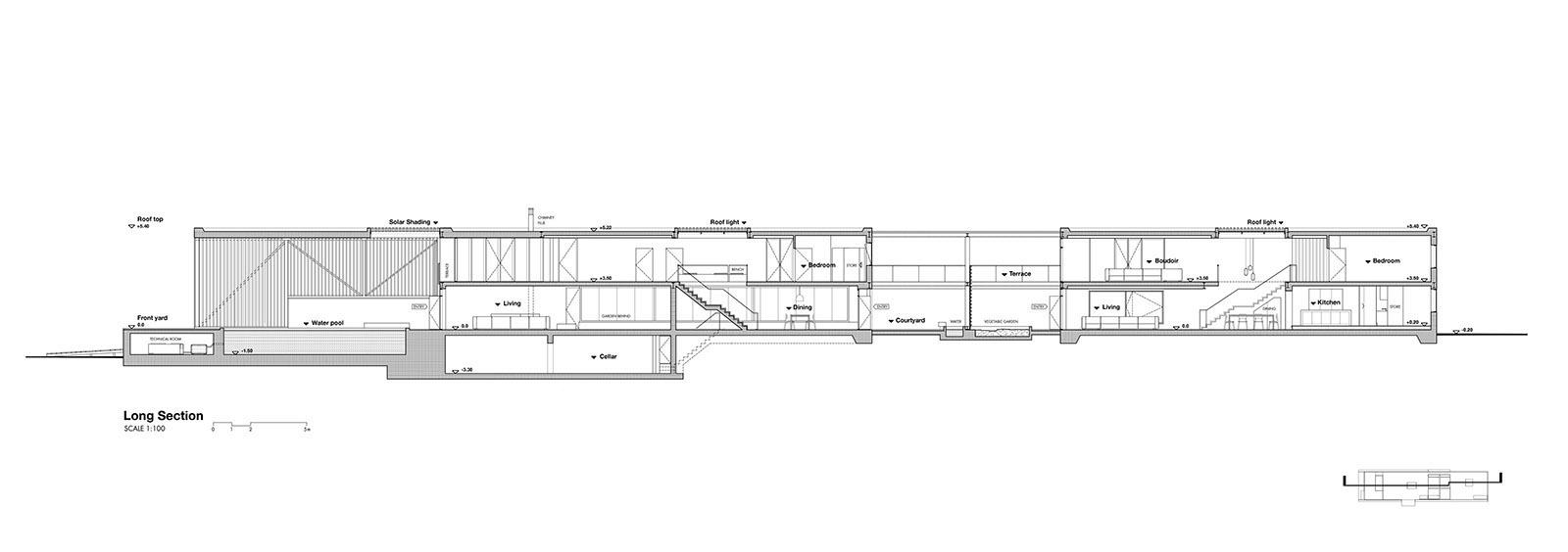 Mo Nei House_08_Longitudinal Section.jpg