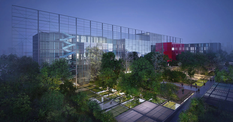 Generali Building by Nemesi Studio. Architectural Visualization by Atelier Crilo