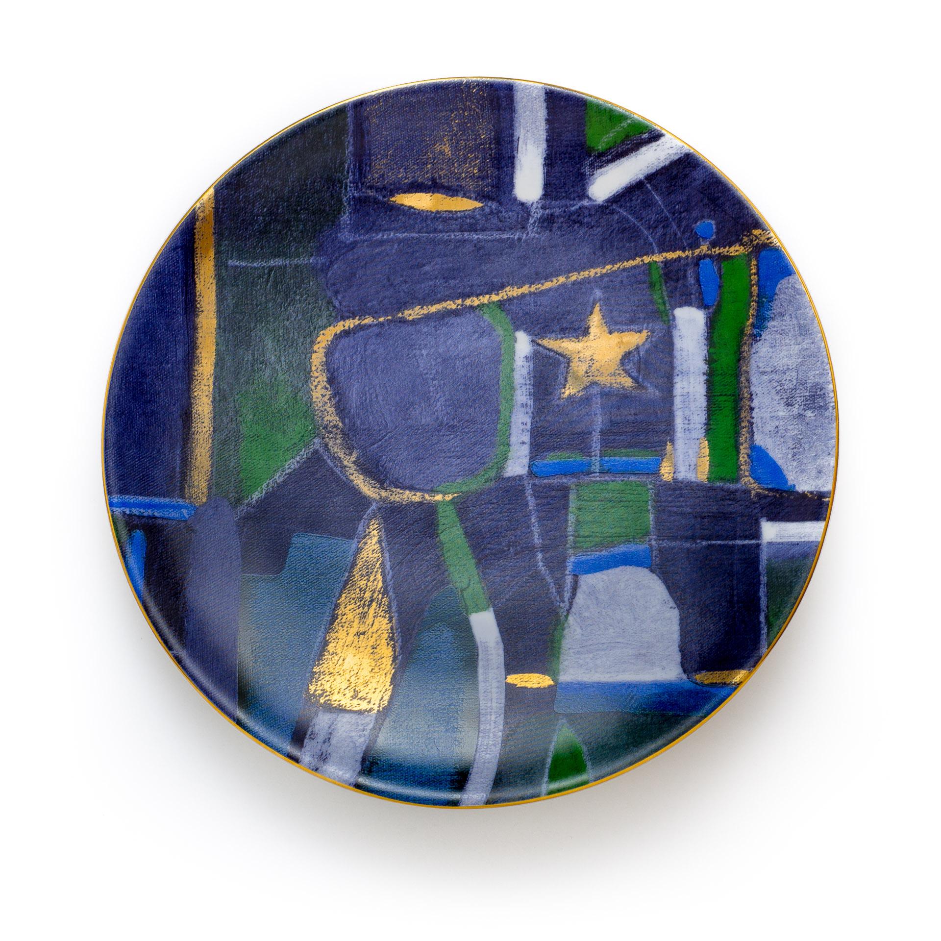 Marco Lorenzetto Ceramic Dinner Plate-2300.jpg