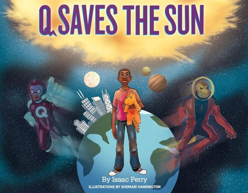 Dream adventure starring Super-Q!