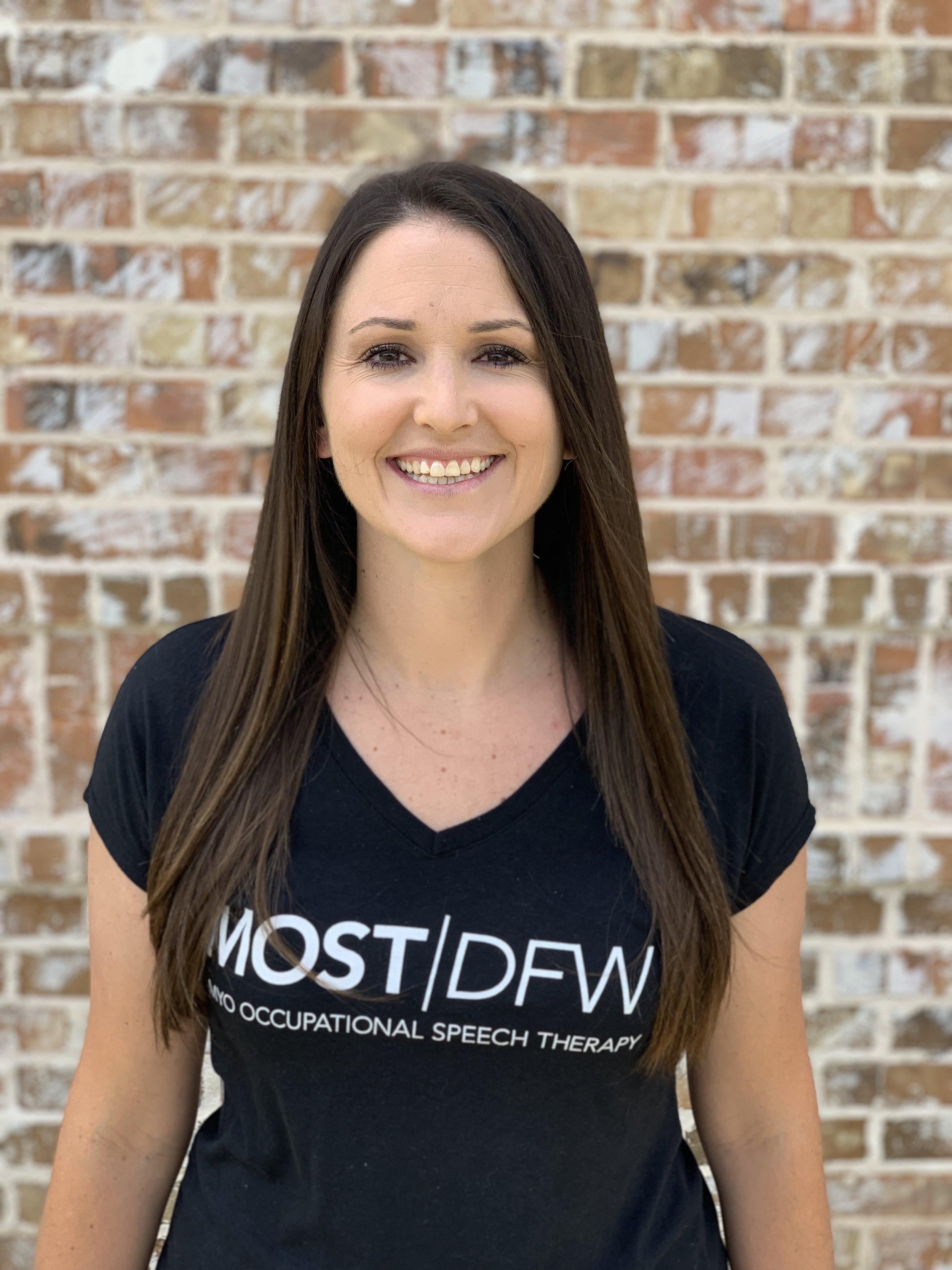 Kari Hudson, MS/CCC-SLP  khudson@mostdfw.com