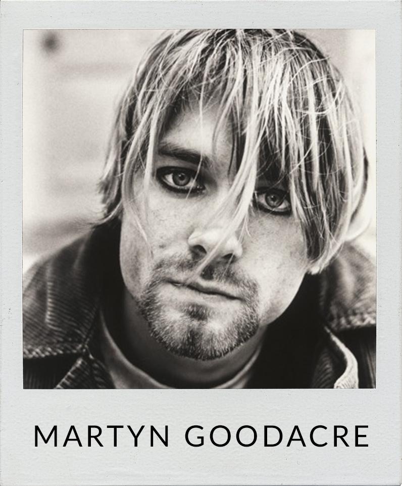 Martyn Goodacre photography