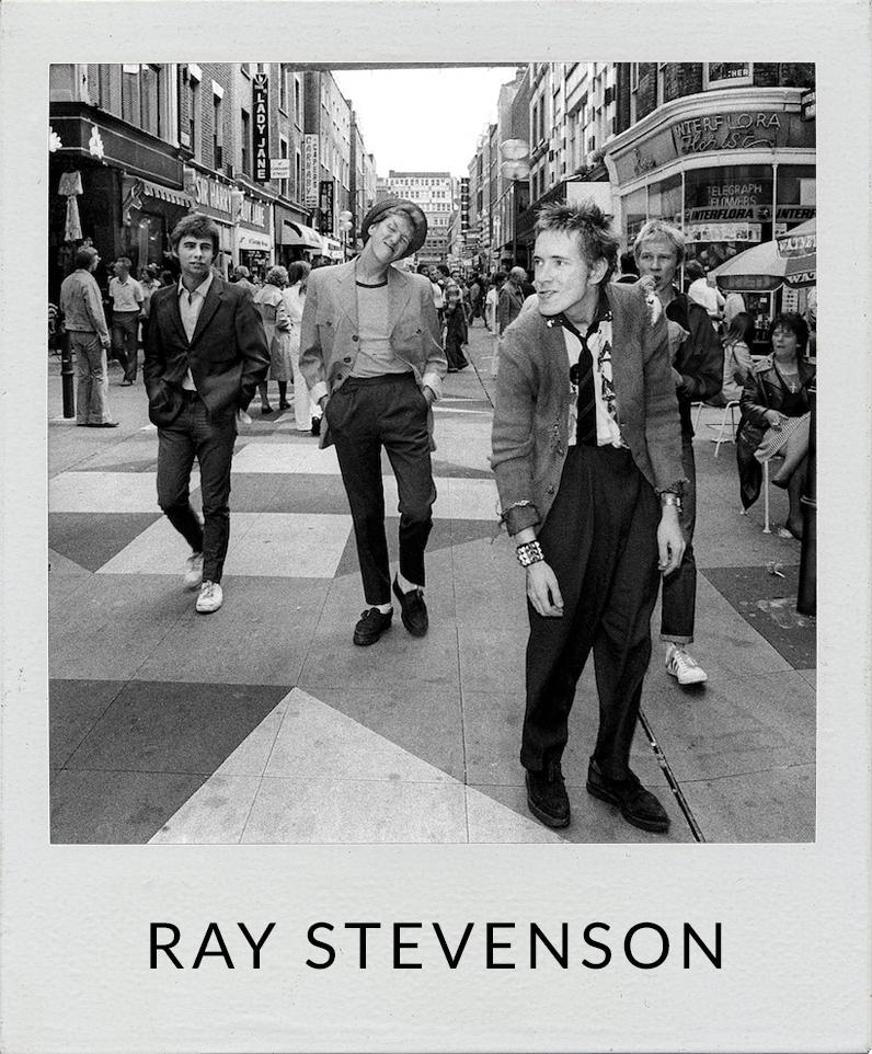 Ray Stevenson photography