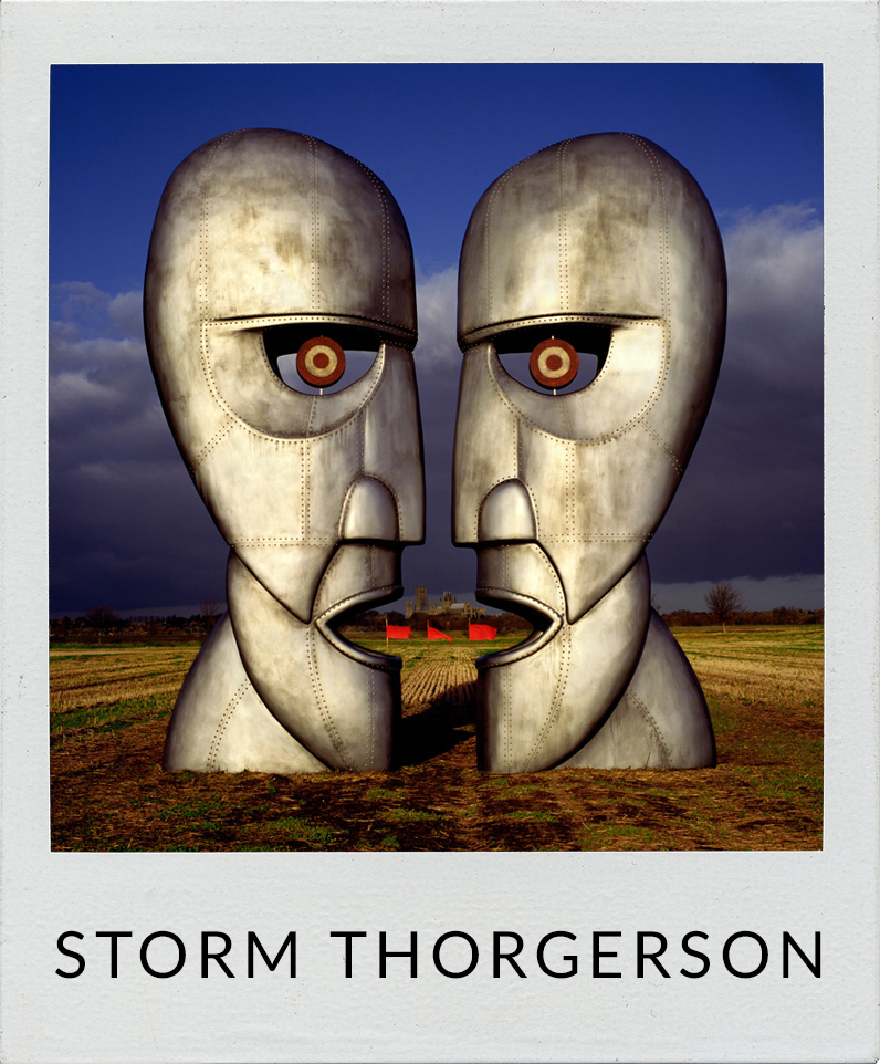 Storm Thorgerson photography