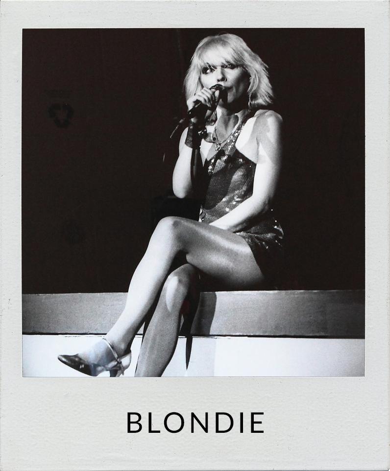Blondie photos