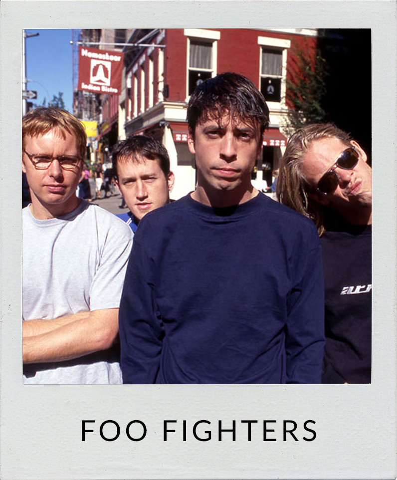 Foo Fighters photos
