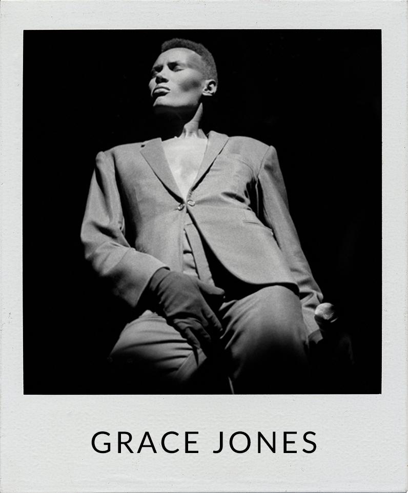 Grace Jones photos