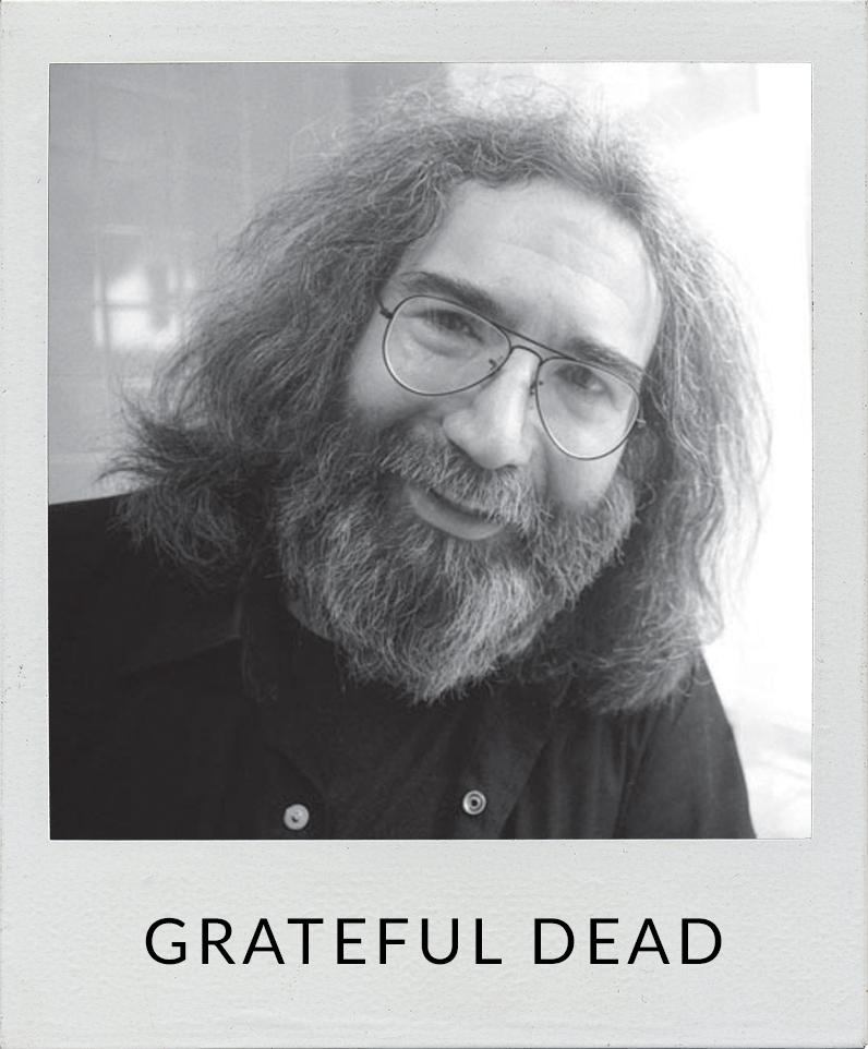 Jerry Garcia Grateful Dead photos