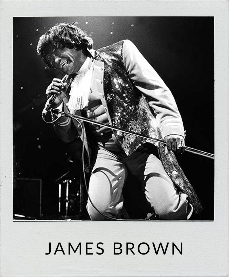James Brown photos