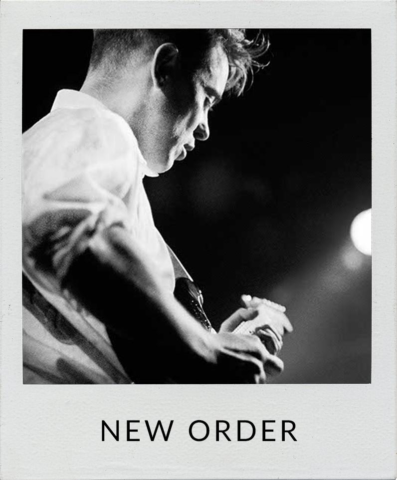 New Order photos