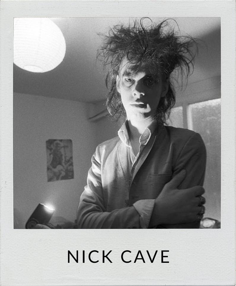 Nick Cave photos