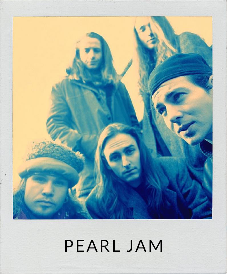 Pearl Jam photos