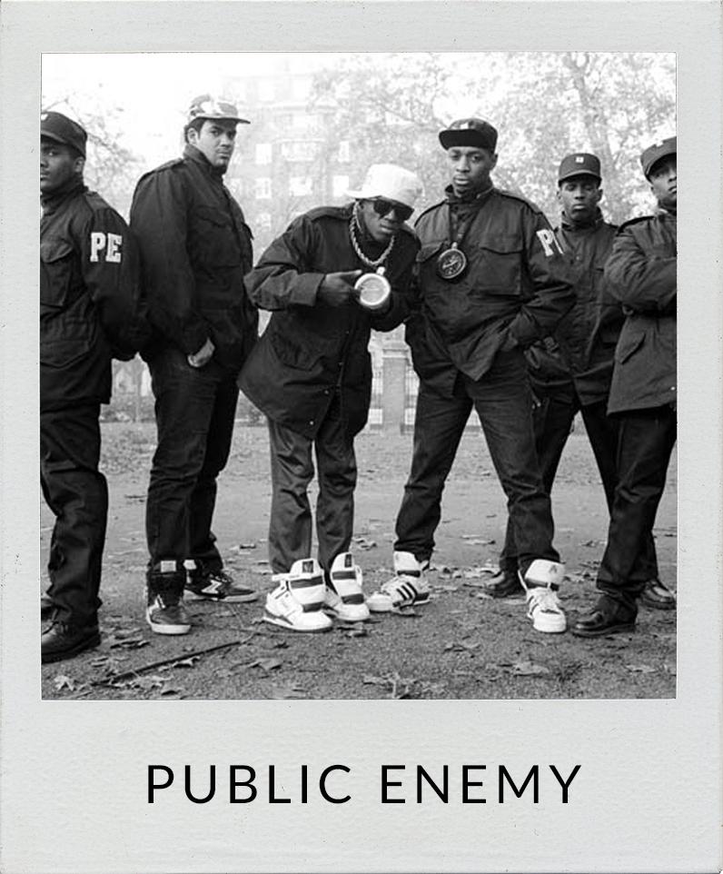 Public Enemy Photos