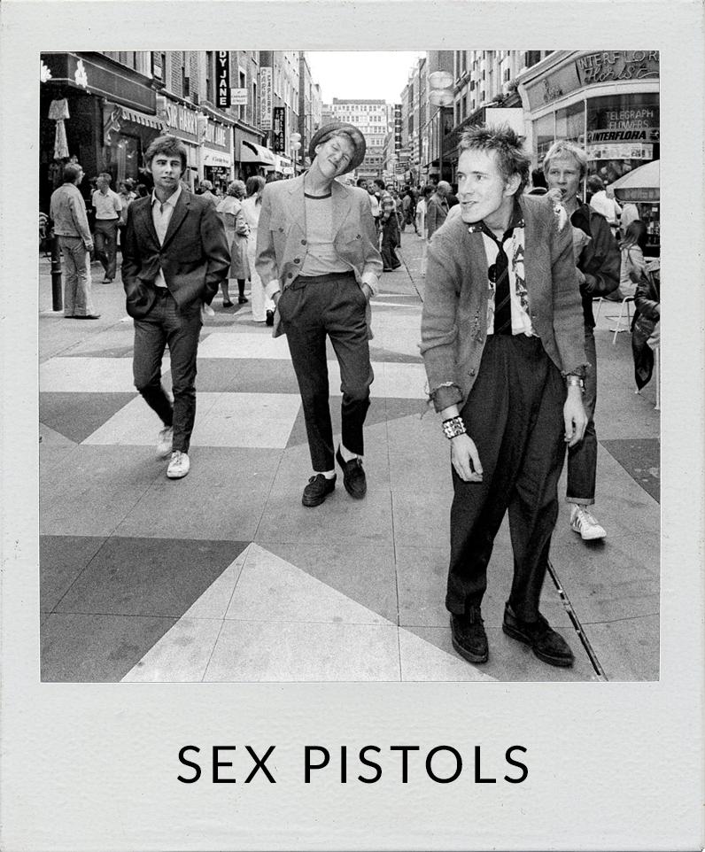 Buy Sex Pistols photos