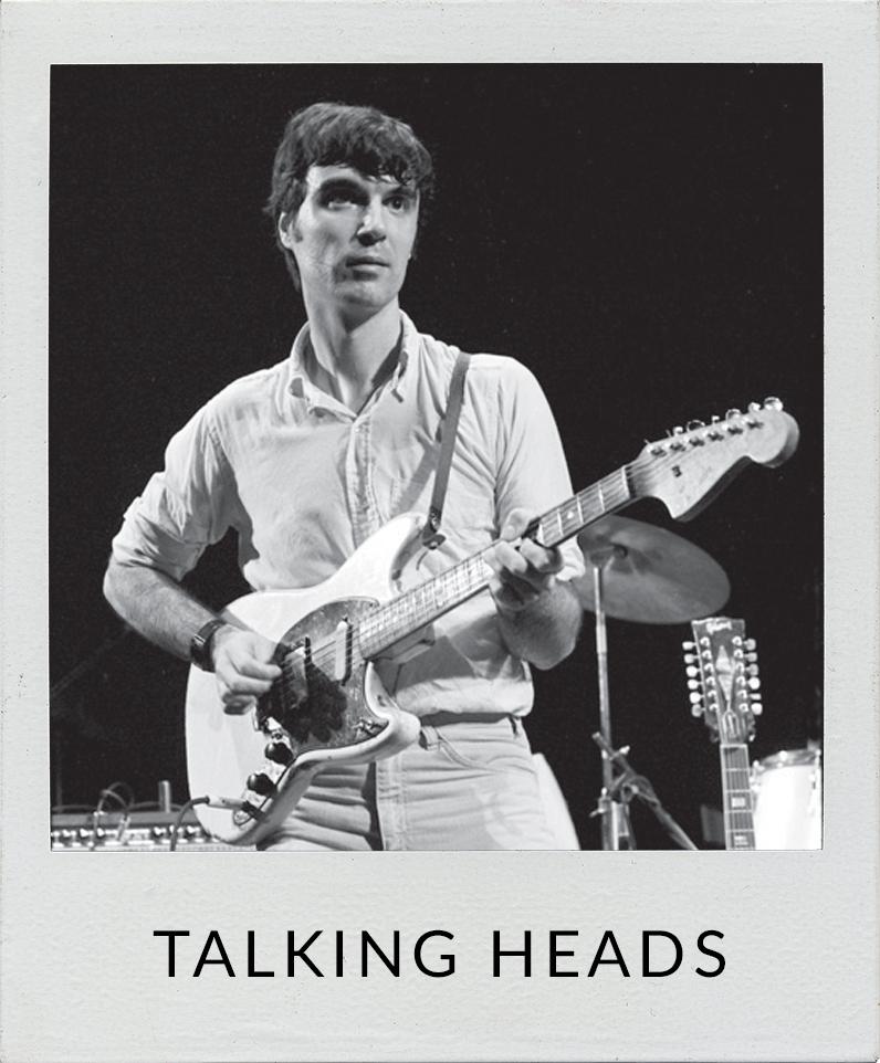 Talking Heads photos