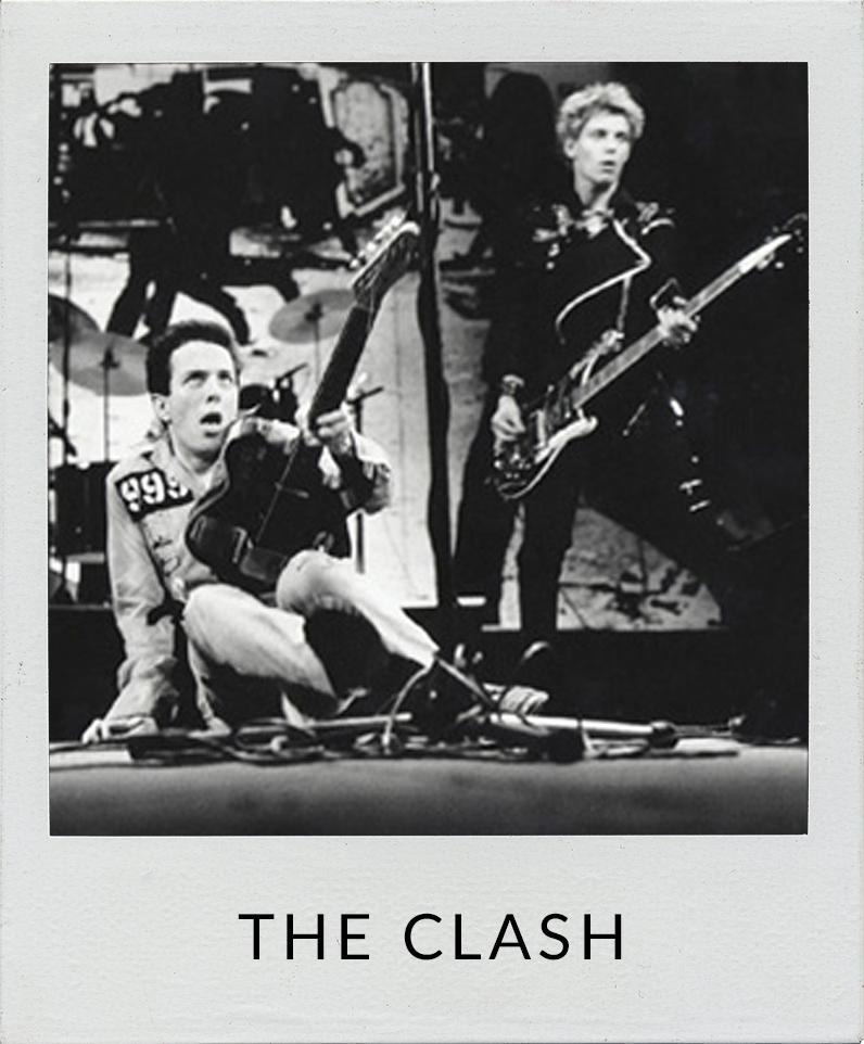 The Clash photos
