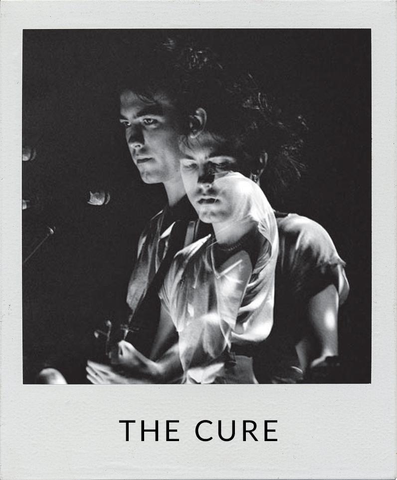 The Cure photos