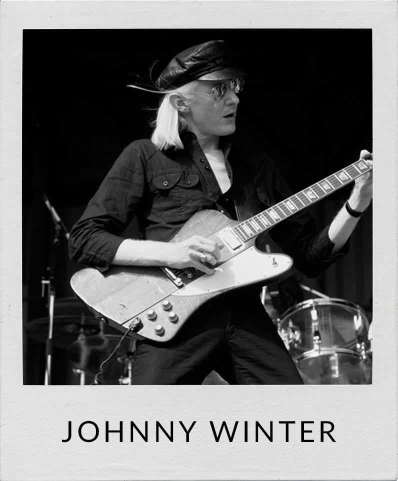 Johnny Winter photos