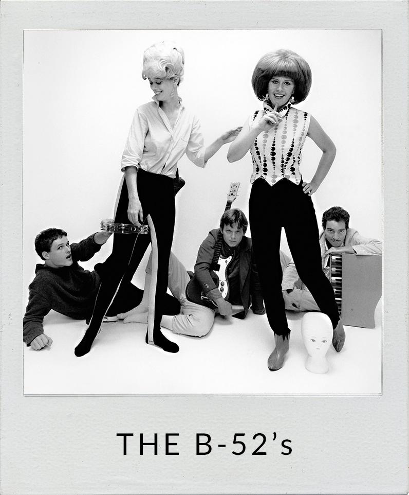 The B-52's photos