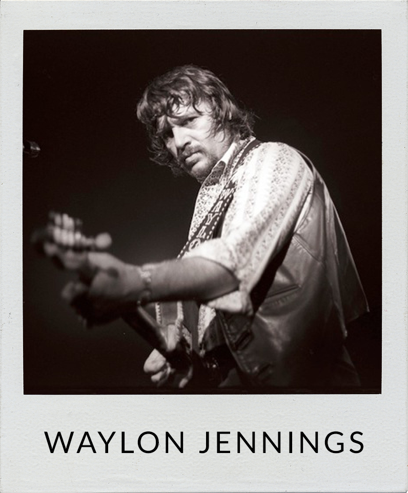 Waylon Jennings photos