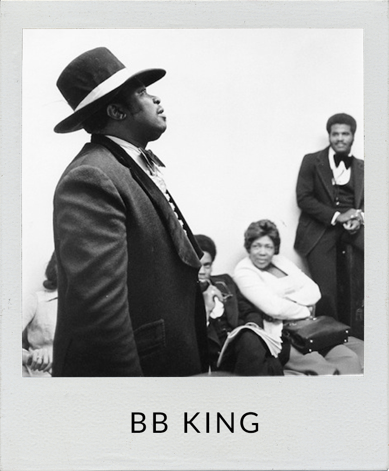 BB King photos