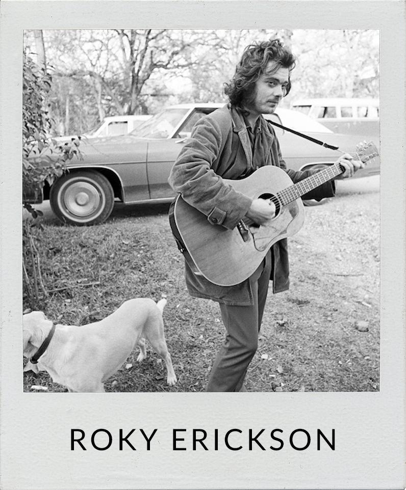 Roky Erickson photos