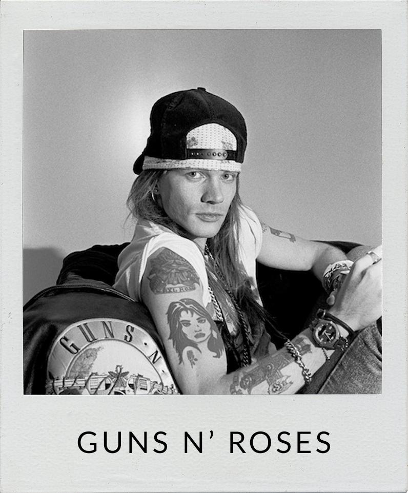 Guns N' Roses photos