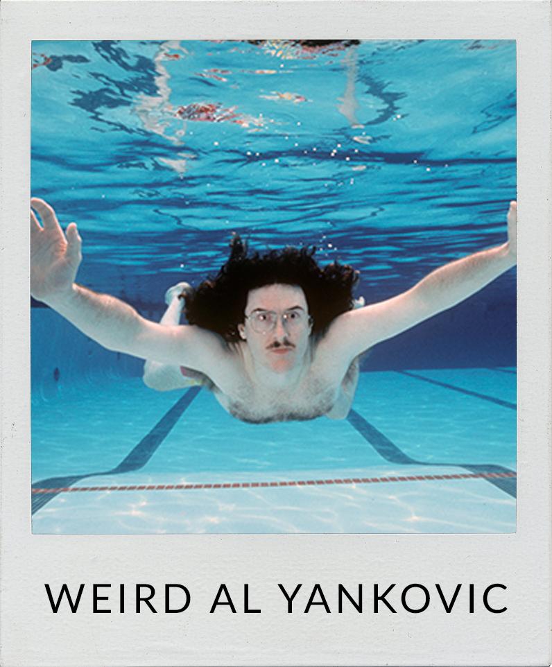 Weird Al Yankovic photos