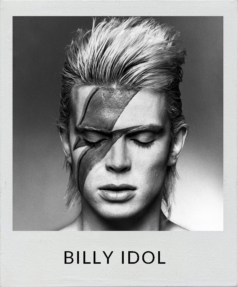 Billy Idol photos