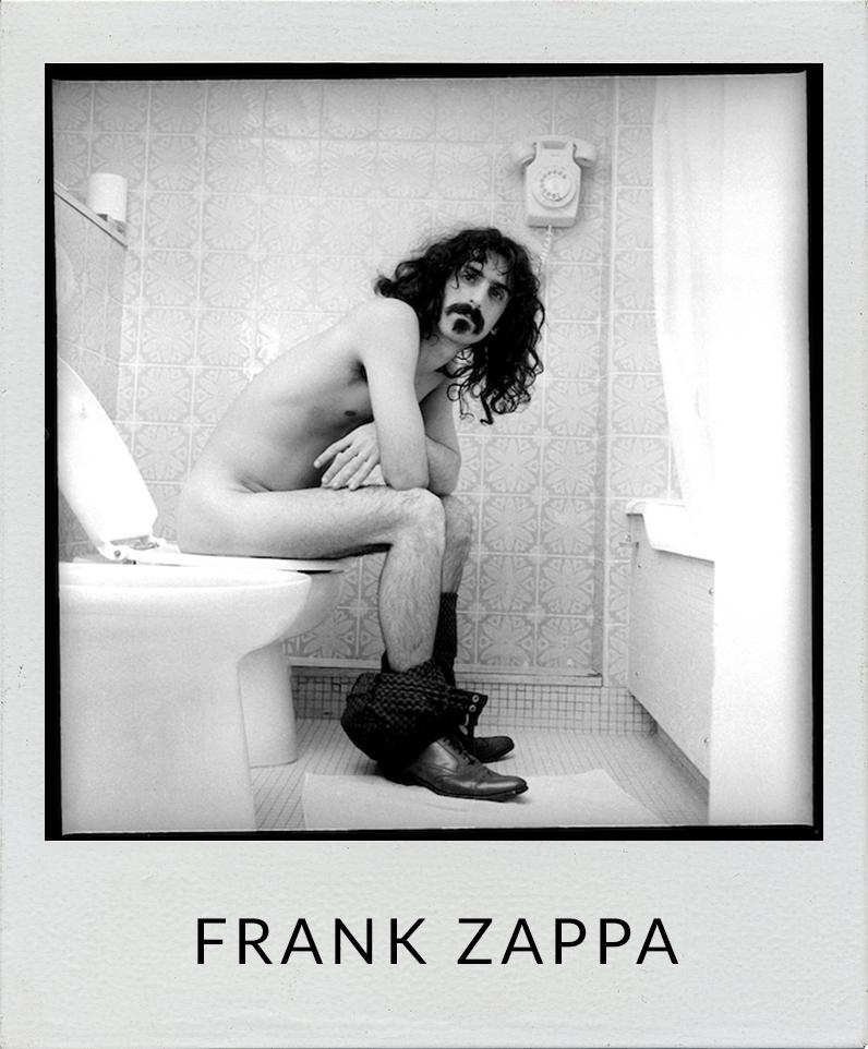 Frank Zappa Photos