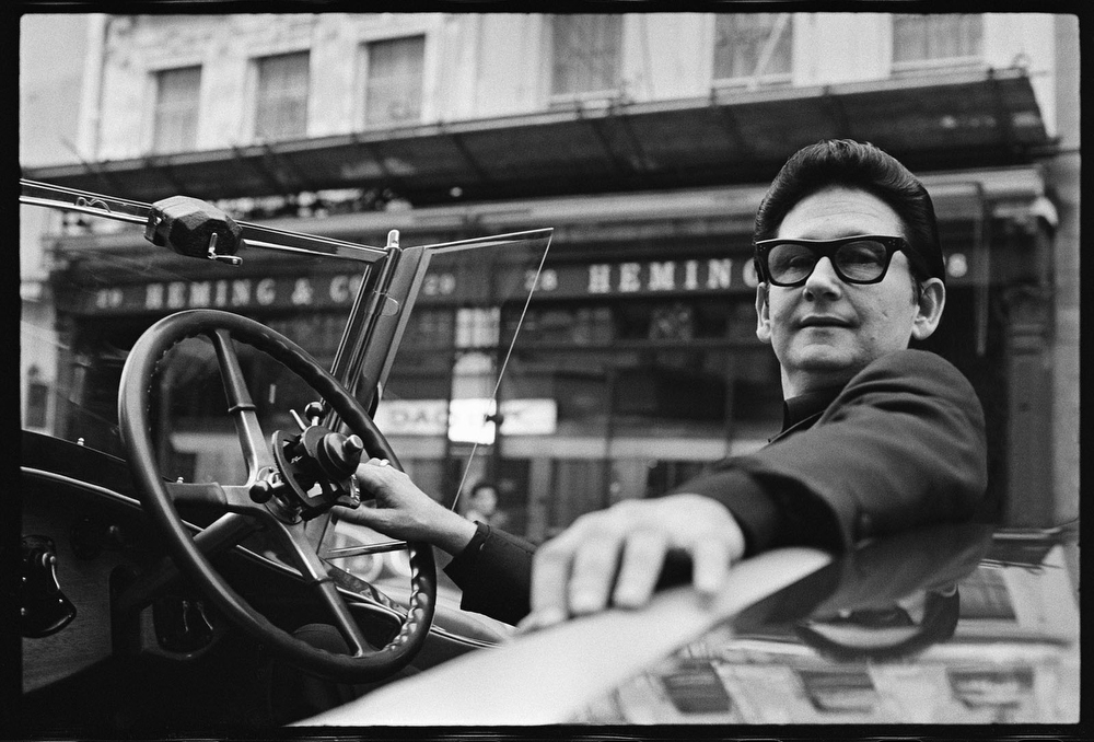 Roy Orbison by Alec Byrne