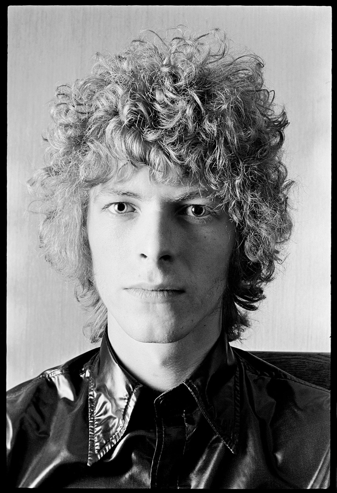 David Bowie by Alec Byrne