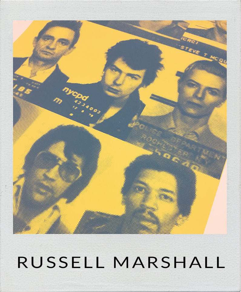 Russell Marshall Screen Prints