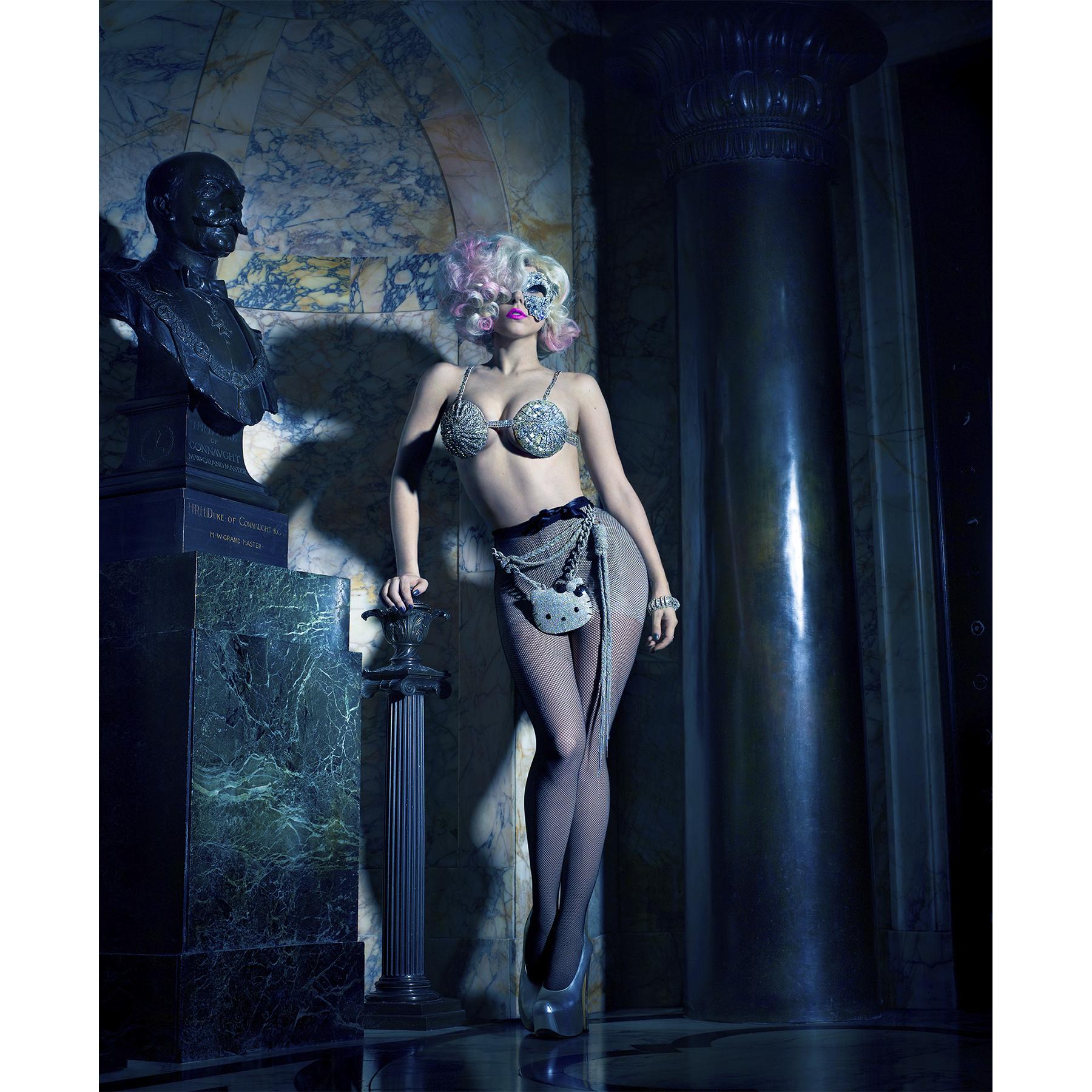 Lady Gaga by Markus Klinko