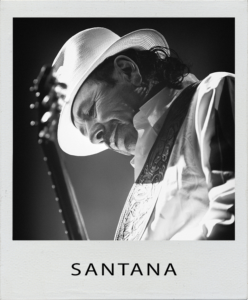 Buy Santana limited edition prints