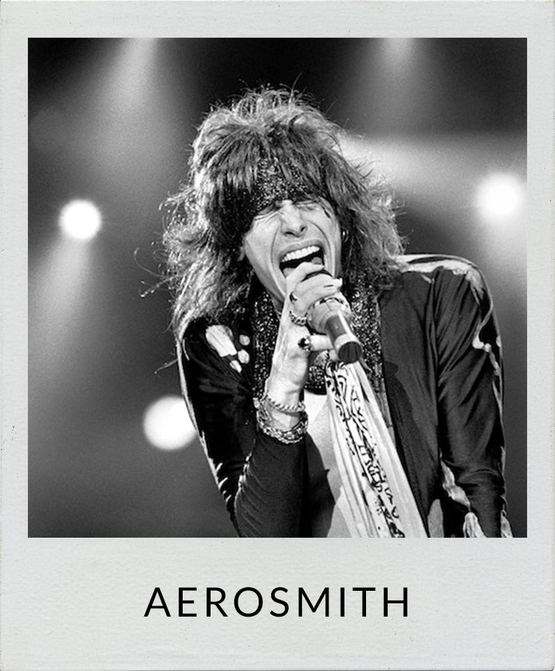 Aerosmith photos
